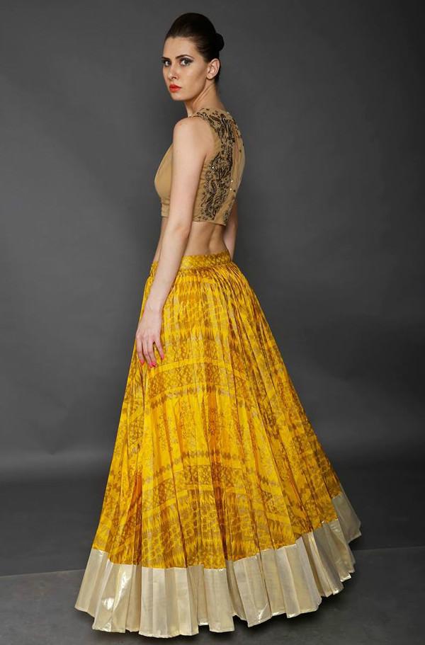 astha narang, bridal lehenga, bridal lehenga trends