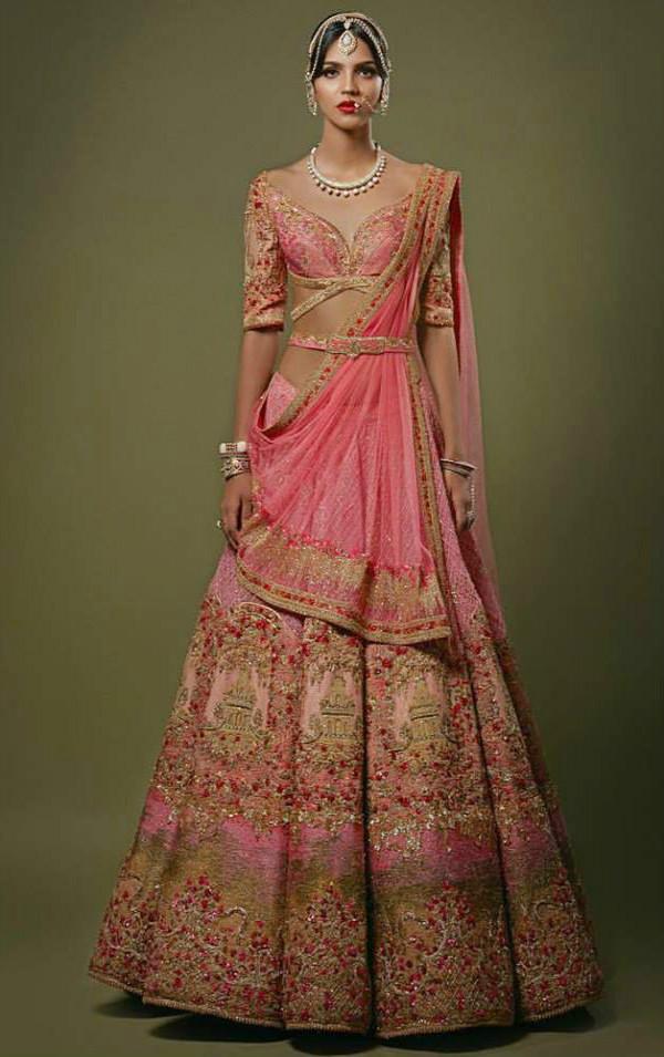 soltee, bridal lehenga, bridal lehenga trends, bridal fashion