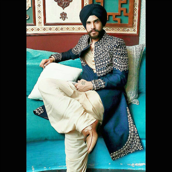 suyyash rai, indian groom, groom wear, sherwani