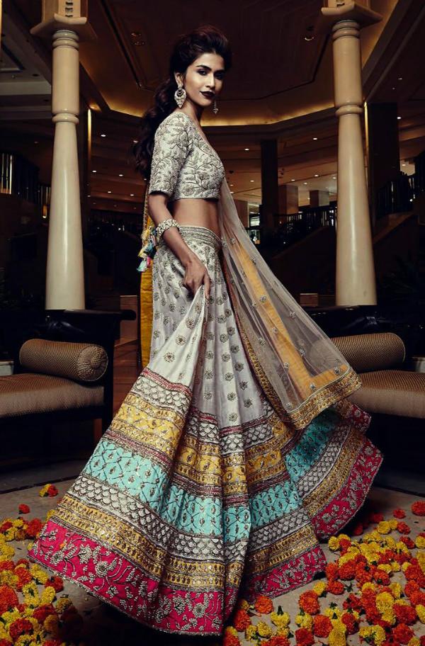 payal singhal, bridal lehenga, bridal lehenga trends