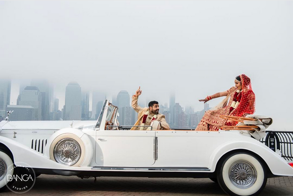 indian bride and groom, funny shots
