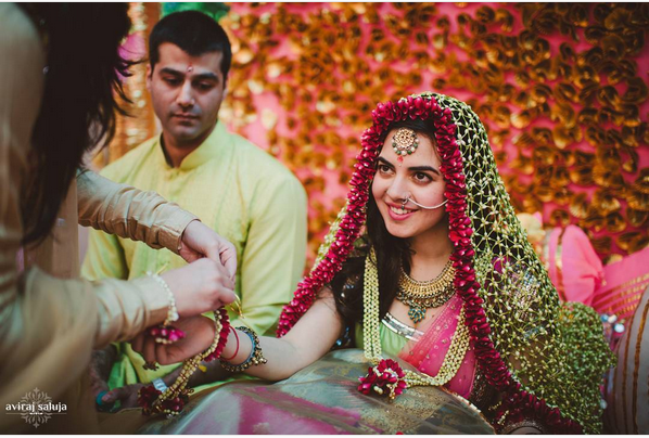 Meet The Modern Indian Brides Of Instagram!