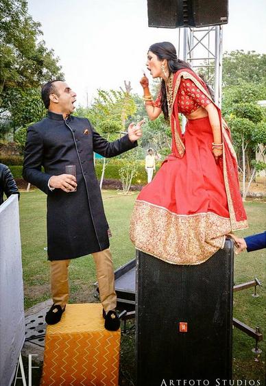 Modern Indian Brides