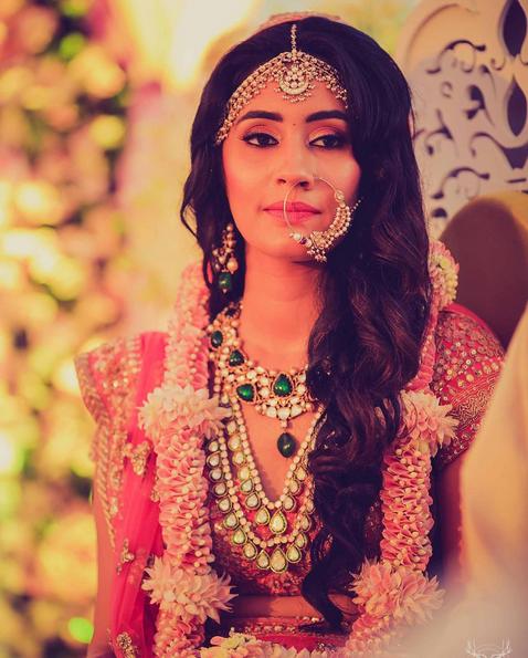 Modern Indian Bride, Jewellery
