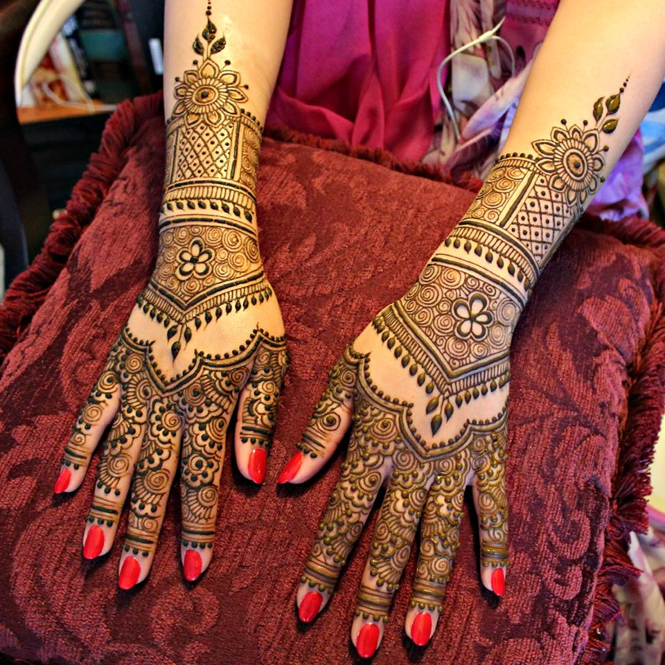 mehendi artists in delhi ncr