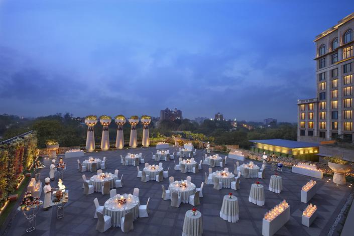 wedding venues in delhi , The Leela Palace
