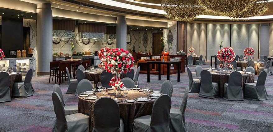 wedding venues in delhi NCR, Hyatt regency