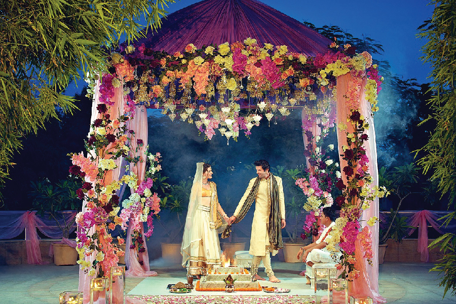 wedding venues in delhi ,Vivanta by Taj Surajkund