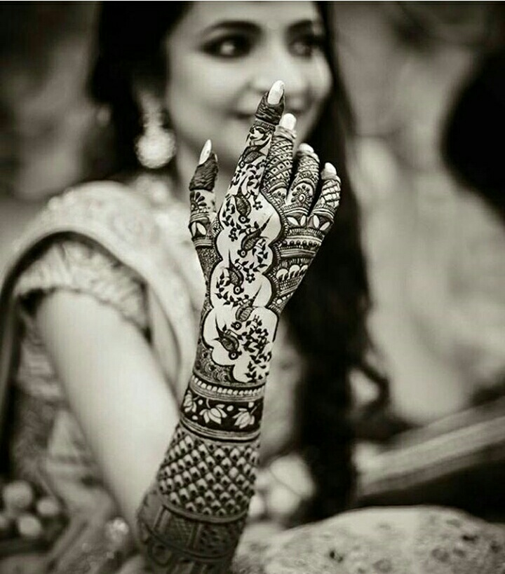 Bridal Mehendi Artists