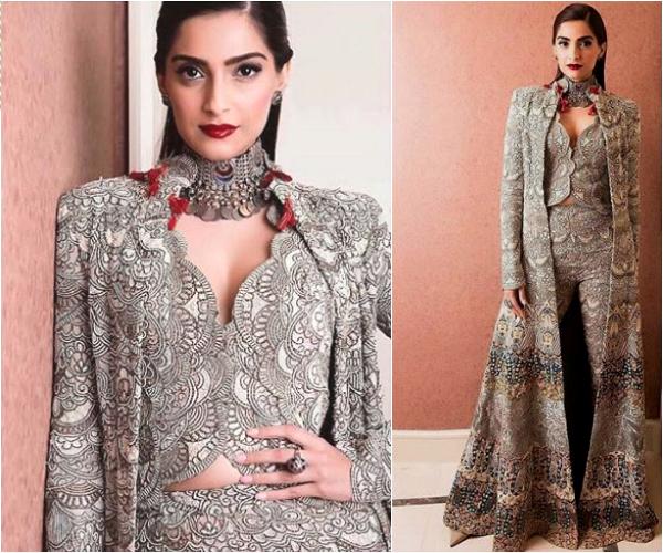 Sonam Kapoor Wedding Style