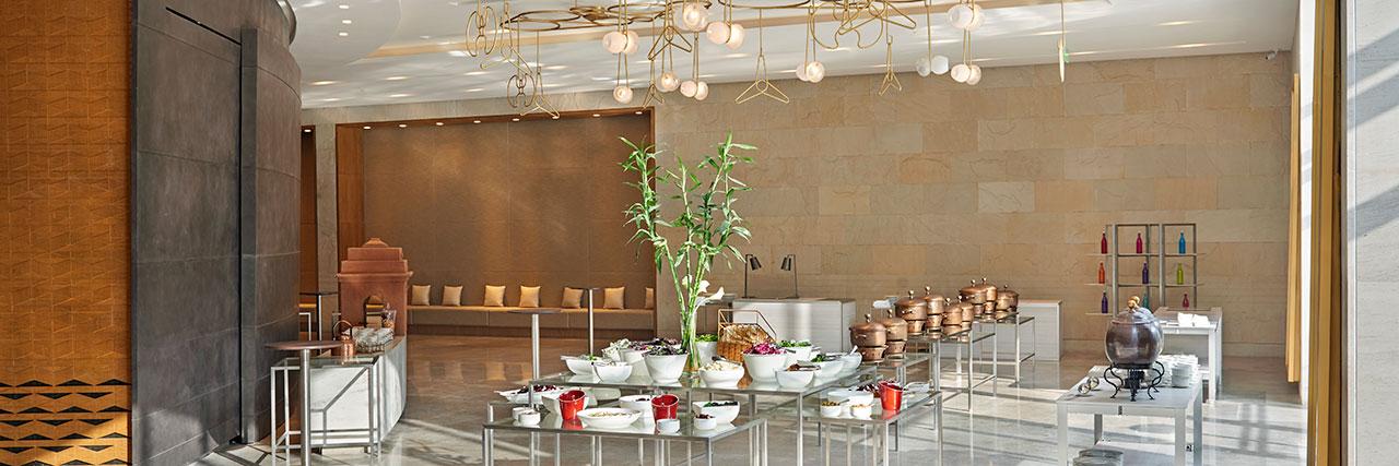 wedding venues in delhi , Andaz Delhi