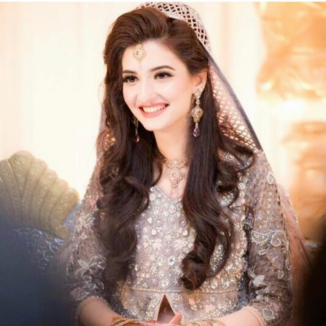 Gallery Prettiest Real Bride Wedding Hairstyles: Bridal Inspiration From Real Pakistani Brides!