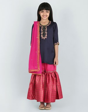 The Best Kids Wear Designers For Indian Wear In Delhi Ncr Shaadiwish