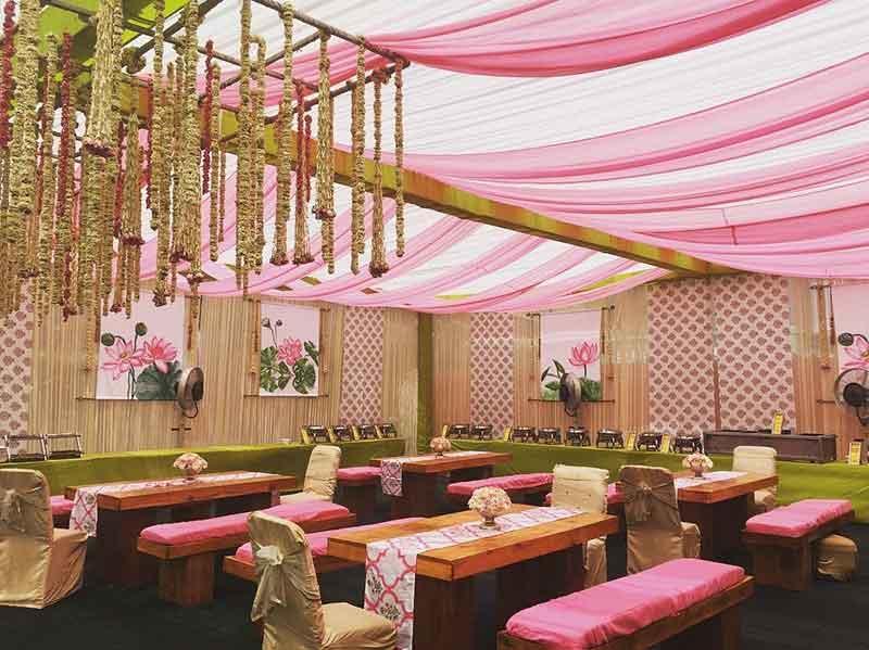 Trending 20 Most Vibrant Haldi Decor Ideas For Your Wedding