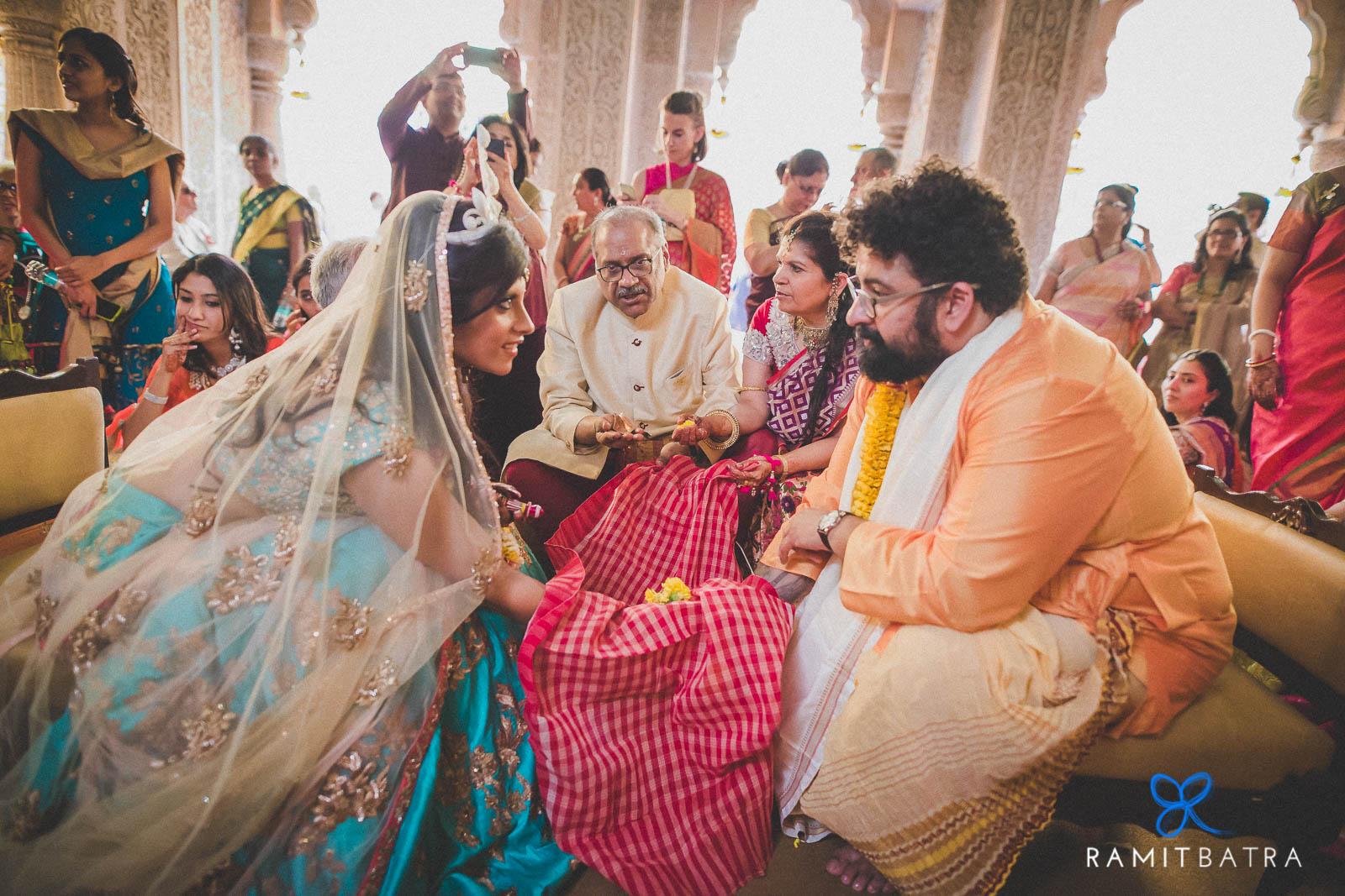 Iskcon Temple Wedding