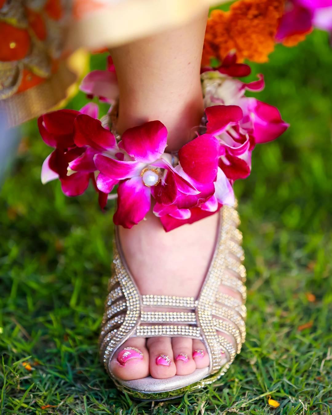 wedding floral decor trends 2017