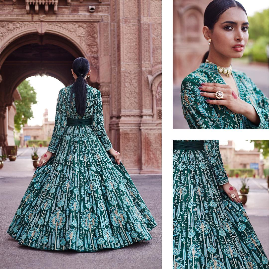 Anita Dongre winter 2017 Bridal Collection