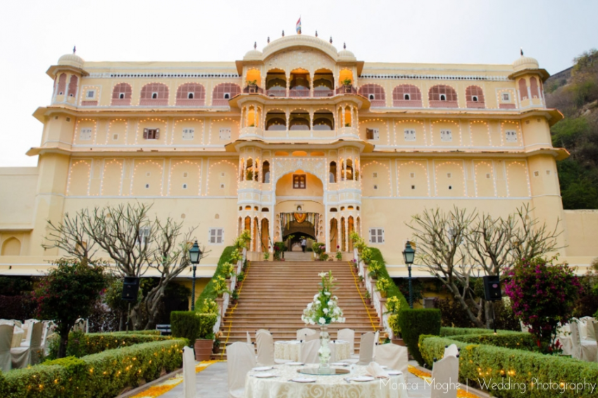 wedding venues in rajasthan