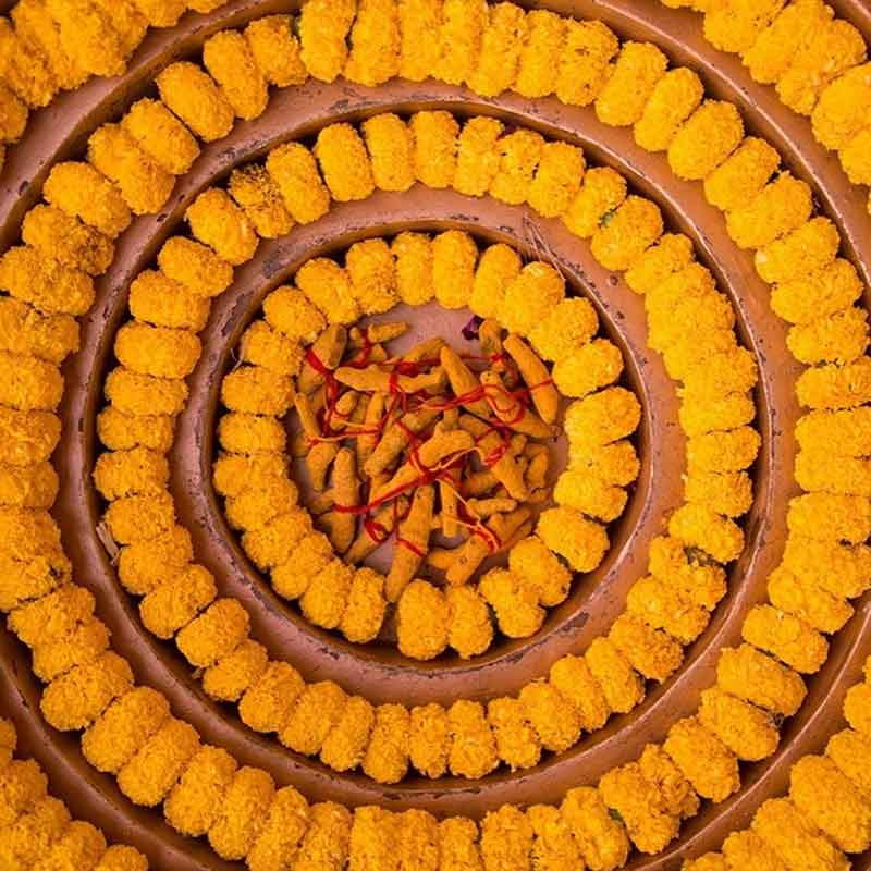 Trending 20 Most Vibrant Haldi Decor Ideas For Your Wedding