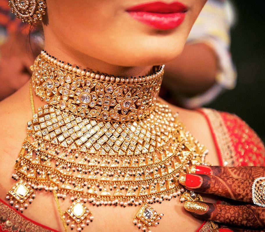 Bridal Jewellery, Choker