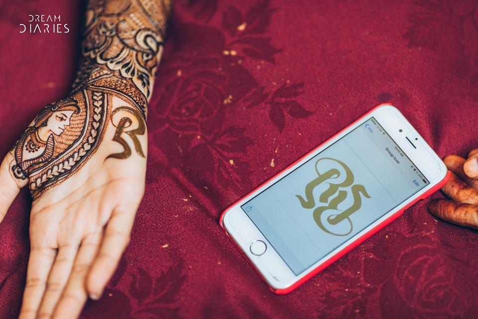 Bridal Mehendi, Karva Chauth mehendi designs