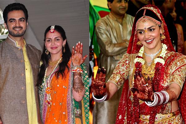 Mehndi Ceremony Of Shilpa Shetty : 6 bollywood actresses' bridal mehendi designs