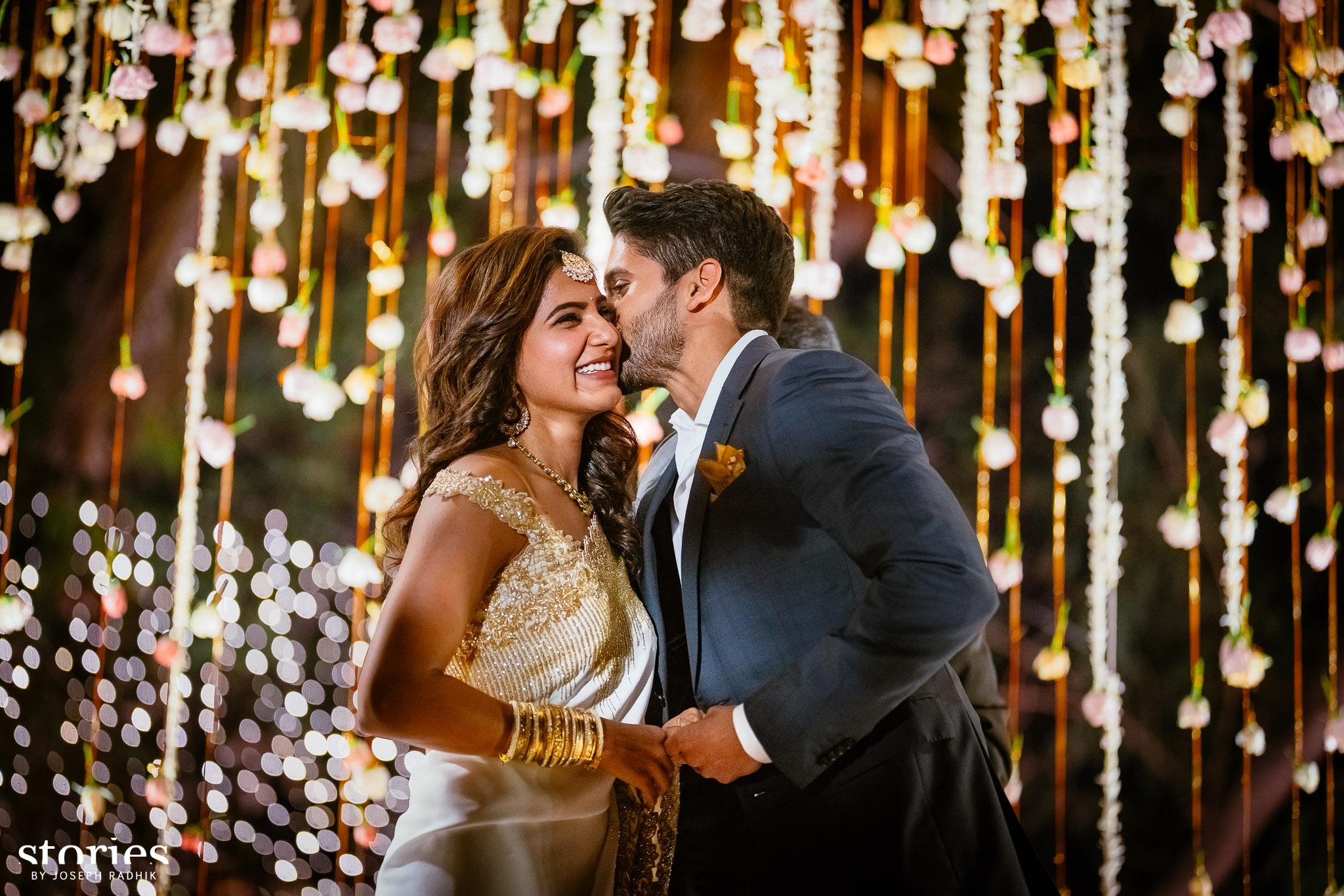 Naga Chaitanya and Samantha Prabhu engagement