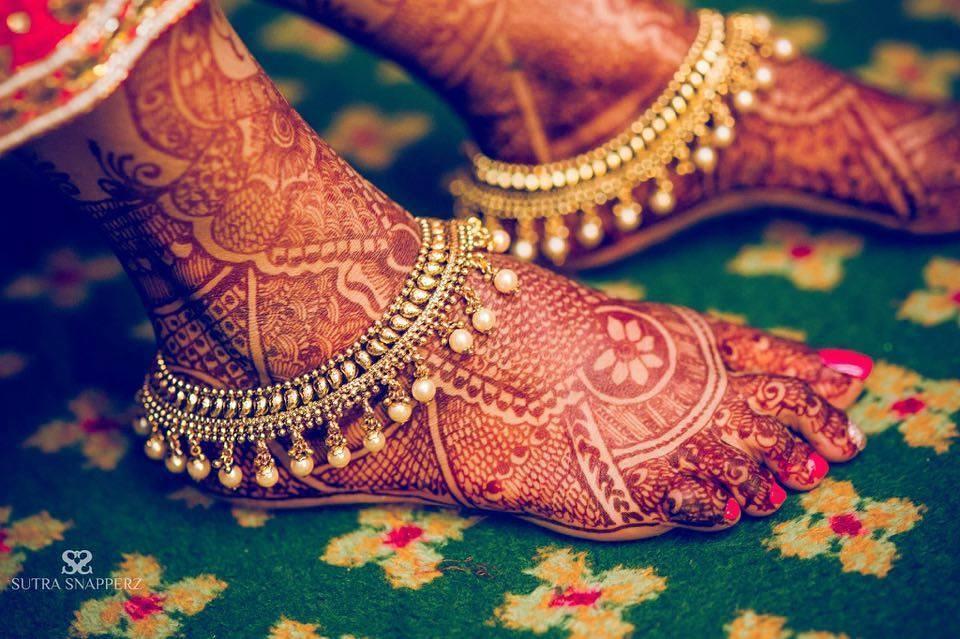Bridal Payal designs