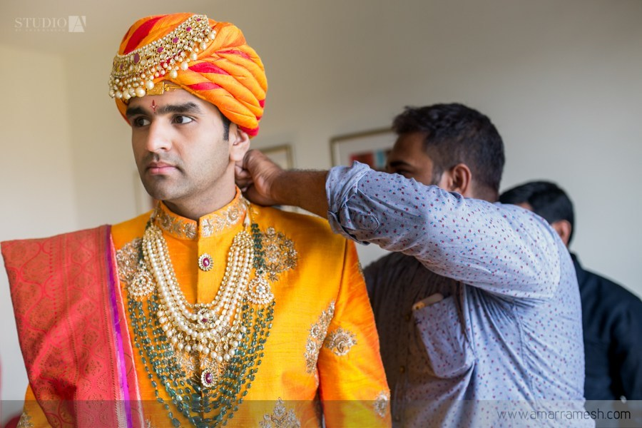 Best Groom Wedding Jewellery Ideas