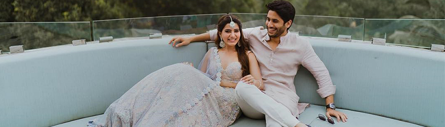 Saarthi arjun bhoomi wedding dress