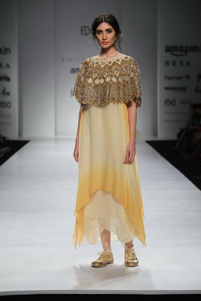 AIFW SS'18, Amazon India Fashion Week, Kavita Bhartia