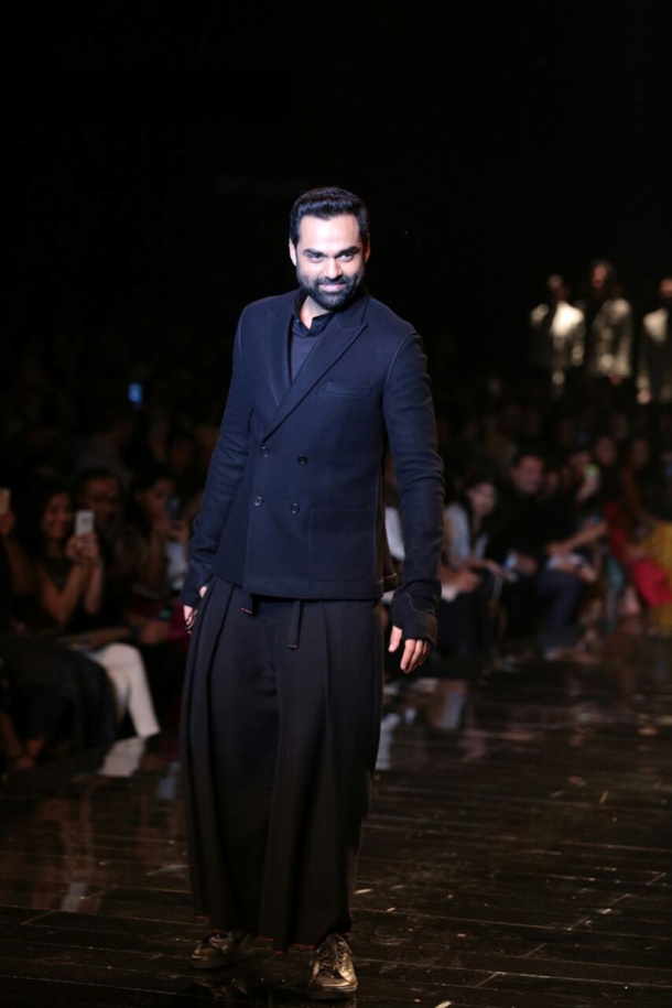 Amazon India Fashion Week, AIFW SS'18, Abhay Deol, Rajesh Pratap Singh, Indian Grooms
