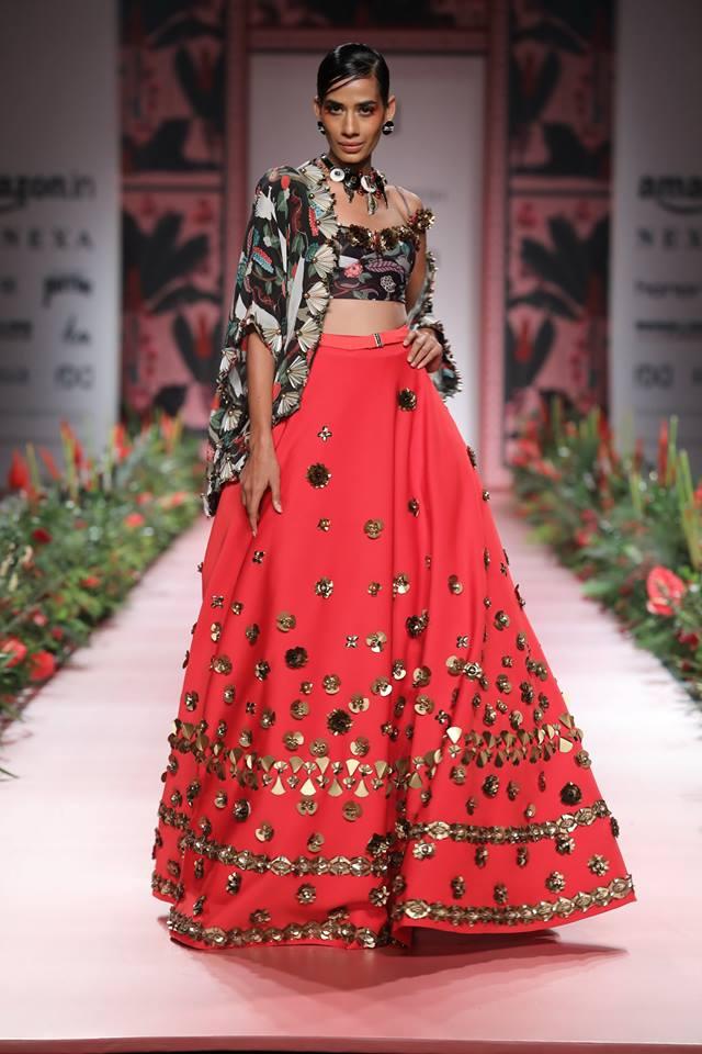 Amazon India Fashion Week, AIFW SS'18, Shivan & Naresh