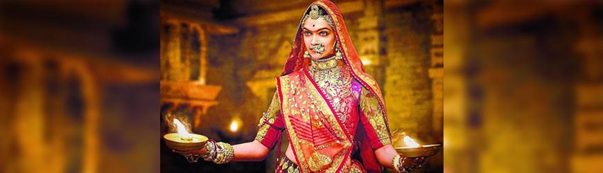 Padmavati, Deepika Padukone, Rajput Bride, Tanishq, Rimple & Harpreet Narula