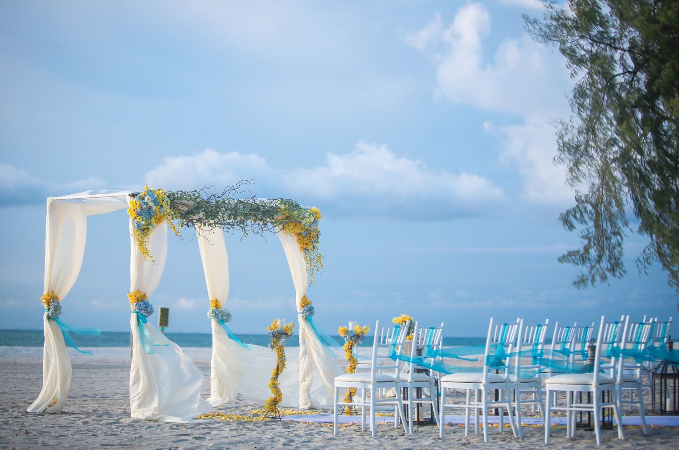 Top 5 luxurious resorts for destination wedding in malaysia for Top 5 wedding destinations