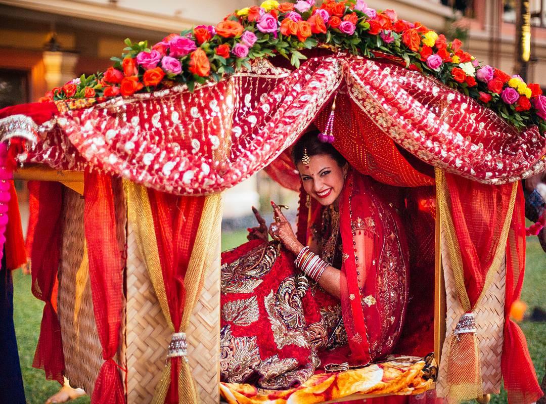Indian Weddings Vidai Wedding Rituals