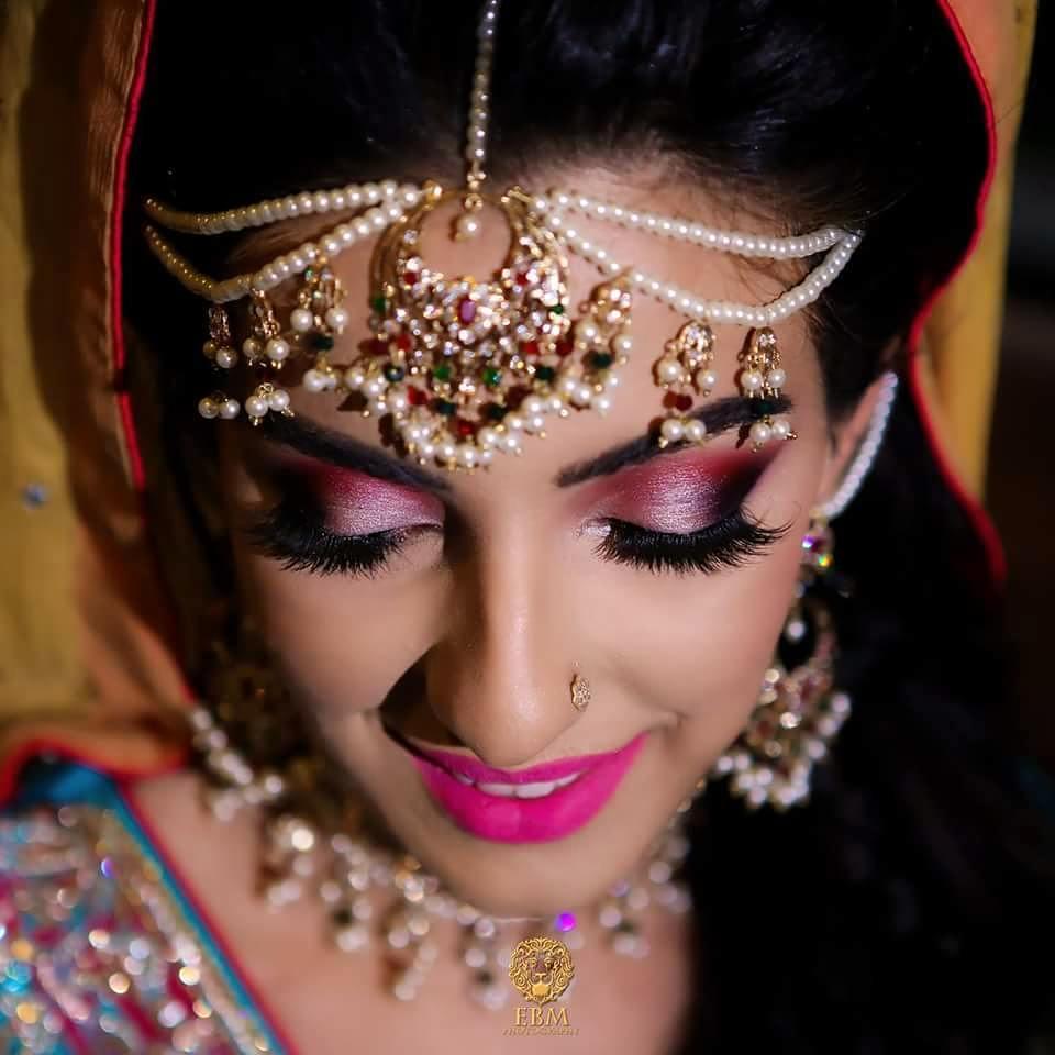 Bridal Jewellery, Maang Tikka, Indian Bride, Indian Weddings