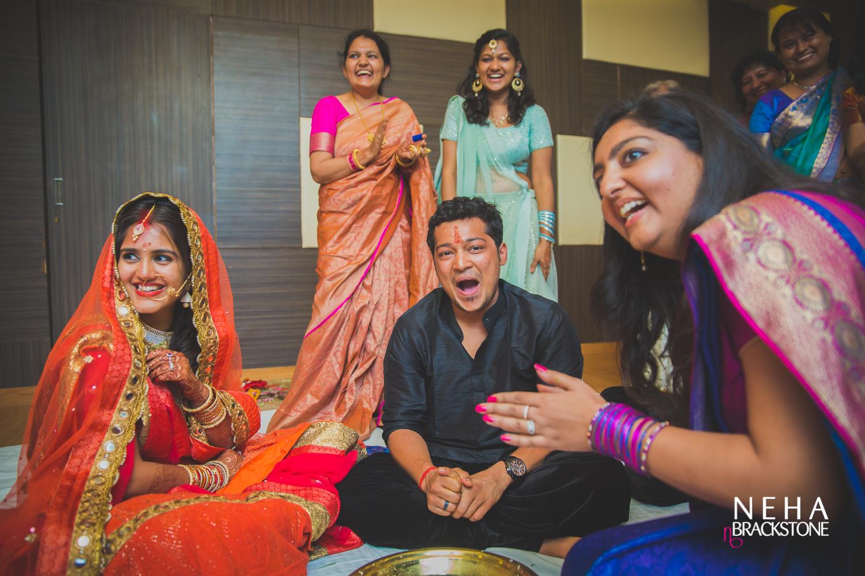 destination wedding, himachal wedding, wedding rituals, post wedding games