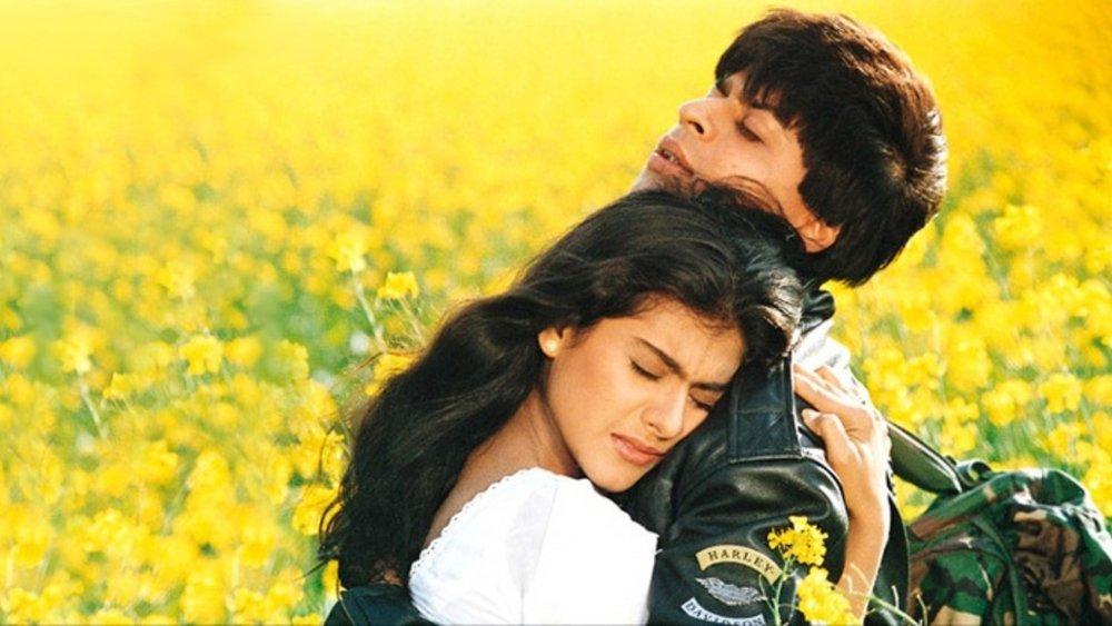 Shah Rukh Khan, Kajol, Dilwale Dulhania Le Jayenge, Bollywood Style Pre-Wedding Shoot
