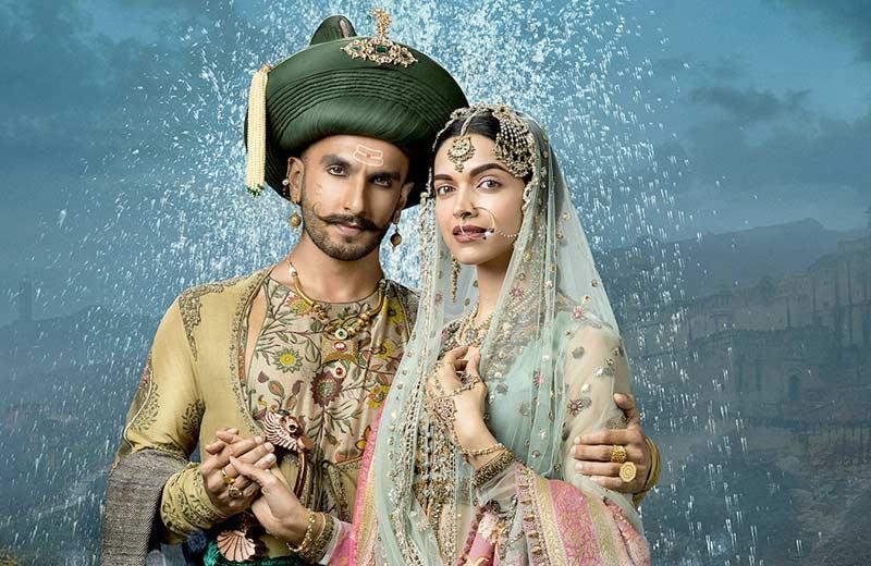 Ranveer Singh, Deepika Padukone, Bollywood Style Pre-Wedding Shoot