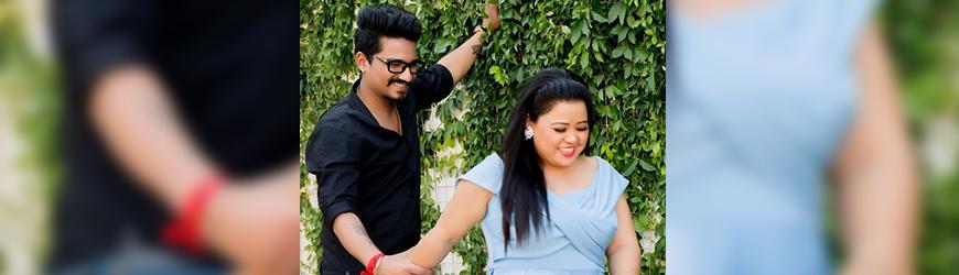 Bharti Singh, Haarsh Limbachiyaa, Pre Wedding Video