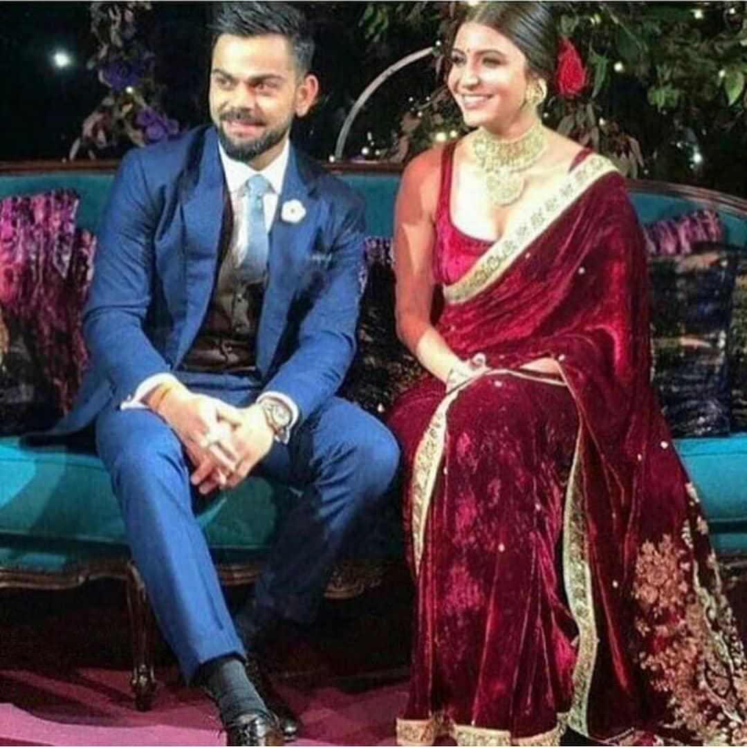 Virat Kohli Anushka Sharma Engagement