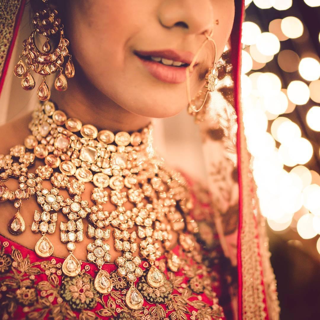 Bridal Jewellery, Bridal Necklace, Choker