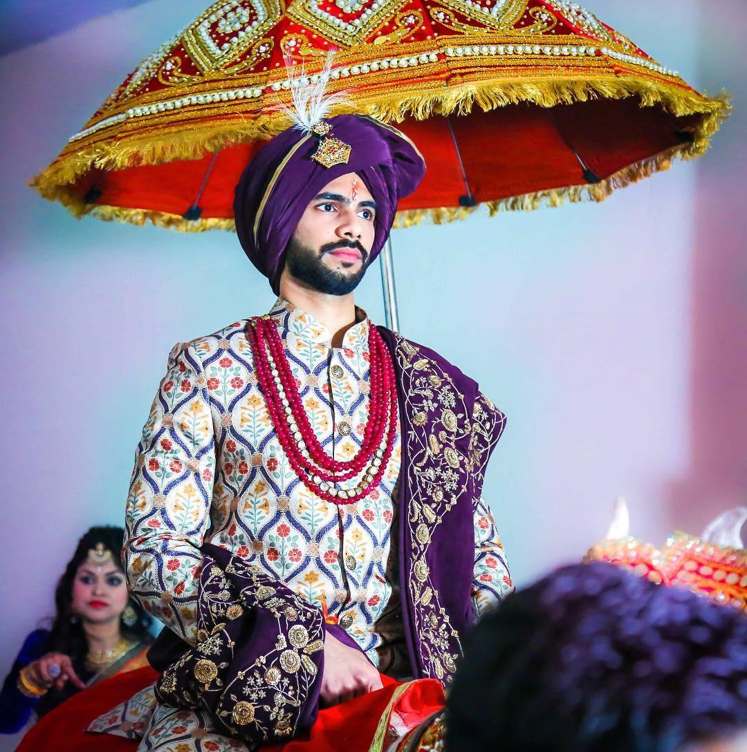 Indian Groom, Groom Fashion, Groom Sherwani