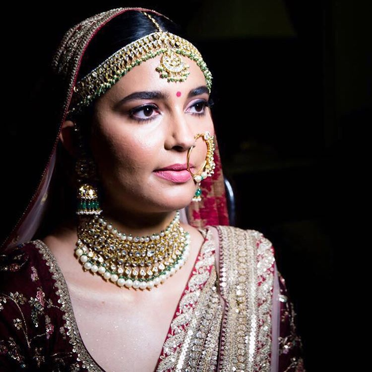 Bridal Jewellery, Bridal Necklace, Choker, Sabyasachi Mukherjee