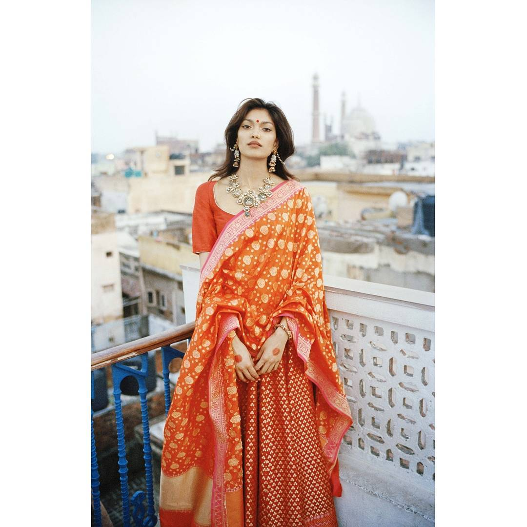 traditional outfits, silk sarees, silk lehenga, zari