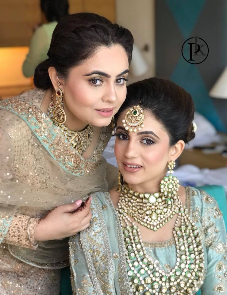 Bridal Makeup, Bridal Makeup Artist In Punjab, Prerna Khullar Makeup Artist