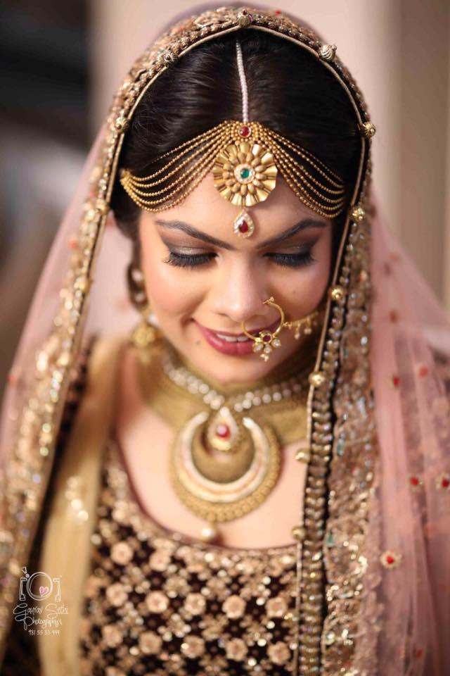 Bridal Makeup, Bridal Makeup Artist In Punjab, Zareen Bala Makeup Artist