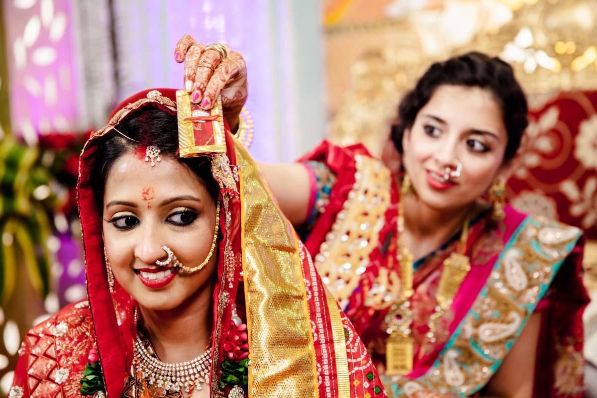 marwari Indian Bride