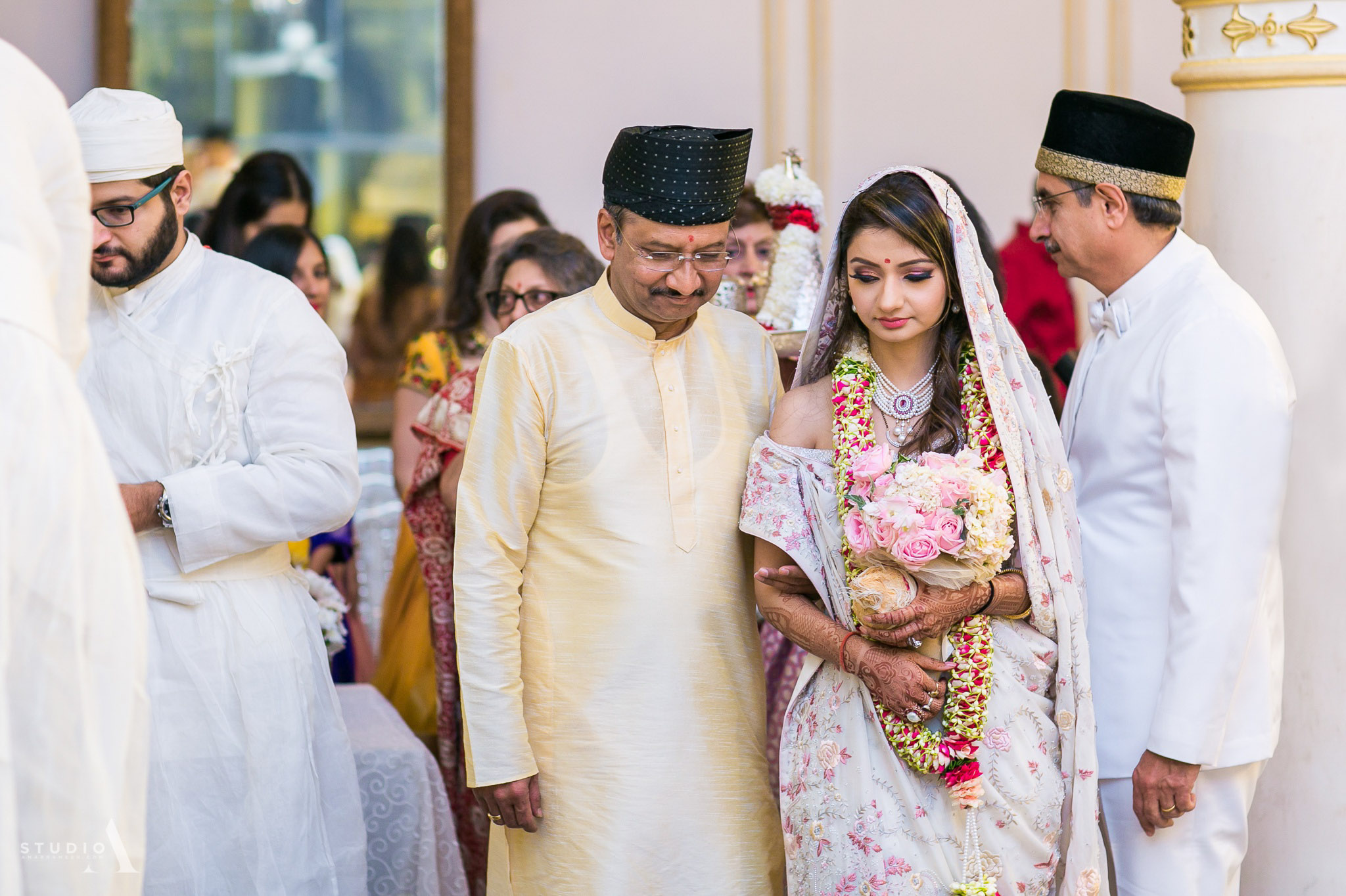 Parsi Indian Bride